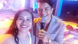 'Dream come true', selfie with jericho Rosales.