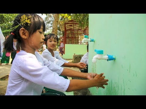 World Toilet Day: Promoting WASH and waste management in Myanmar