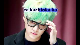 BTS _ Blood Sweat and Tears - [Karaoke - Lyric]- Pronunciación en Español