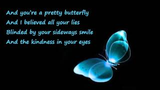 Christina Perri- Butterfly (lyrics)