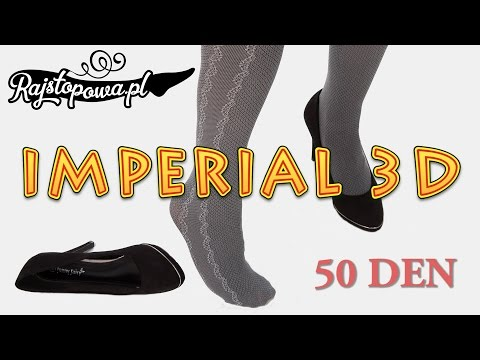 Rajstopy Knittex Imperial 50den 3D Tights