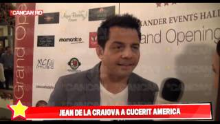 Jean de la Craiova - interviu pentru cancan