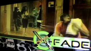 Vj Taurus mixing music videos. Crossfade Video Practice.2
