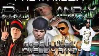 Cosculluela Ft. Jowell y Randy - NaNaNau (Official Remix)