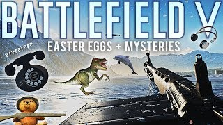 Battlefield 5 Easter Eggs and Mysteries