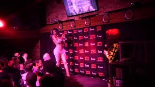 XYZ @ Roscoe's (4/2/18) - Keri Traid (Body Beautiful)
