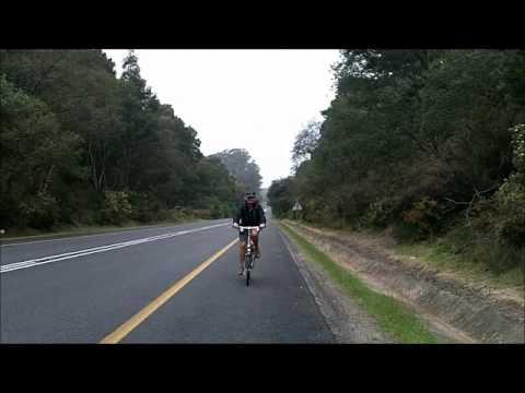 Day 12: Coast to Coast South Africa on Dahon Folding Bikes.wmv