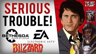 Leakers Expose Bethesda, Blizzard Downplays Chaos, Fallout 76 Admits Lying & EA's BioWare Head Quits