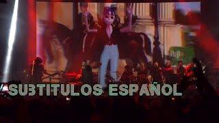 Gorillaz - Sleeping Powder (En Vivo) | Subtitulos en español