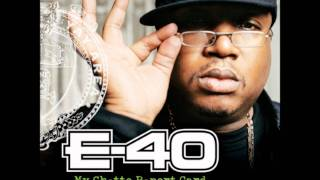 "E-40 ""Go Hard Or Go Home"" [Clean Version]"