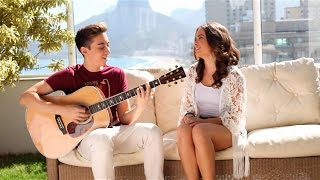 Kevin White - Fall My Way feat. Lua Blanco (Acoustic Version)