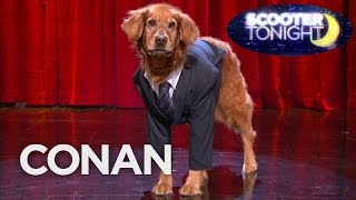Scooter Tonight  - CONAN on TBS