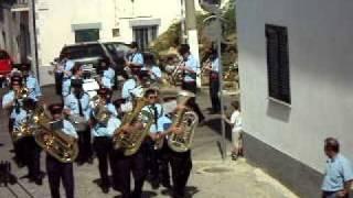 Procissão - Nº Sr. da Santa Cruz para a Igreja Matriz - LAGOAÇA