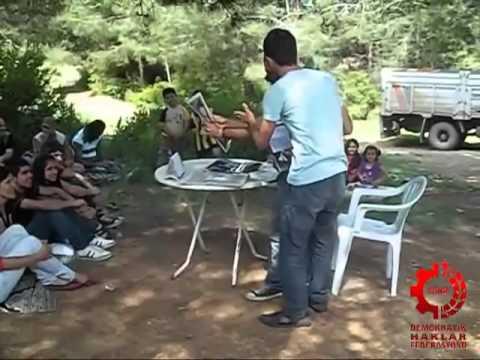 DHF - DHF Adana ve Mersin Örgütlülüğünden Ortak Piknik (Video Haber)