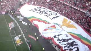 BENFICA - SLB - Benfica fans before a game