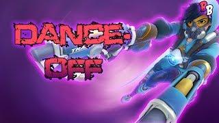 Overwatch Dance - Shake Shake Shake Tracer