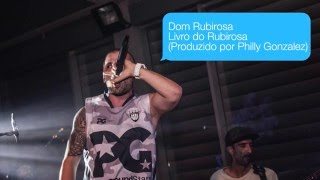 Dom Rubirosa - Livro do Rubirosa [com letra]