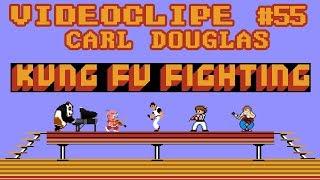 Videoclipe #55 Carl Douglas - Kung-Fu Fighting