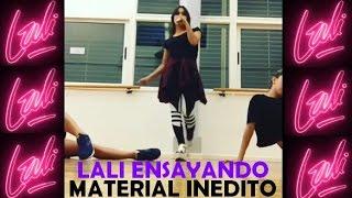 INEDITO! Lali Esposito ensayando coreografia!!! Boomerang