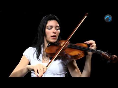 Como Segurar no Arco - Aula para iniciantes (Aula de violino)