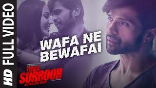 Wafa Ne Bewafai FULL VIDEO Song   TERAA SURROOR   Himesh Reshammiya, Farah Karimaee   T-Series width=