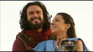 Obsessão de Samara coloca em risco amor de Aruna e Josué