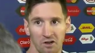 Lionel Messi Reacts To Arsenal, Man City & Chelsea Transfer Rumours* width=