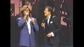 George Michael ft Smokey Robinson - Careless Whispers (Live @ Apollo Theatre 1985)