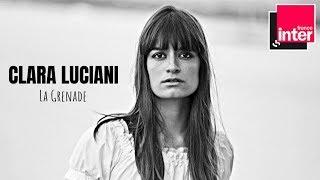 """Clara Luciani - """"La Grenade"""" (France Inter_Premier Live_2018)"""