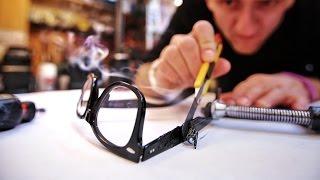 Blow Torch Customized Google Glass