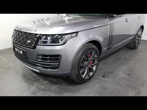 Land Rover Range Rover SVAutobiography Dynamic Black