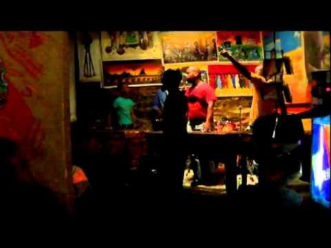 Restaurante Mama Africa – Cape Town, África do Sul
