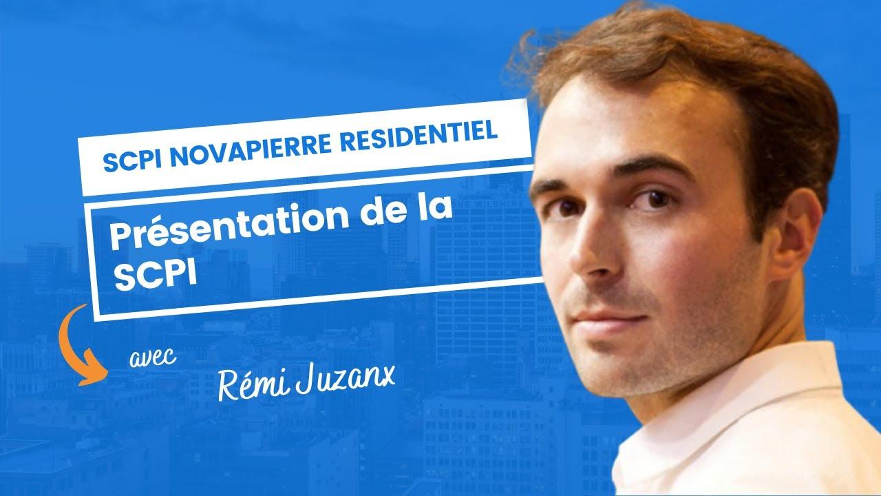 Présentation de la Novapierre Résidentiel