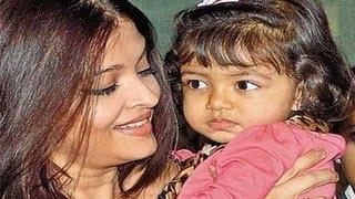 Aishwarya Rai Bachchan says NO MAKEUP for Aaradhya Bachchan