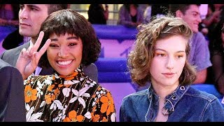 Amandla Stenberg & King Princess @ VMAs 2018