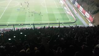 Braga 0 - 2 Vitória  SC