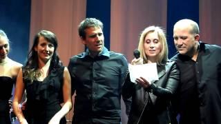 """LARA FABIAN - surprise """" tu es de ma famille """" - Marseille - Silo - 9/12/13"""