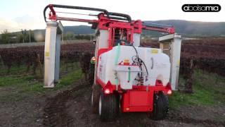 Friuli Sprayers - O especialista na recuperação de calda