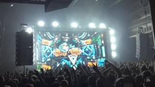 Excision - Push It Up live in Dallas Paradox Tour 2/6/16