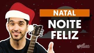 Videoaula Noite Feliz (aula de violão)