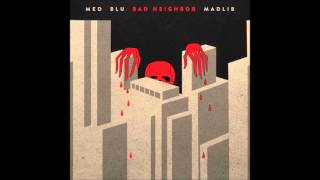 MED x Blu x Madlib - Burgundy Whip (feat Jimetta Rose)