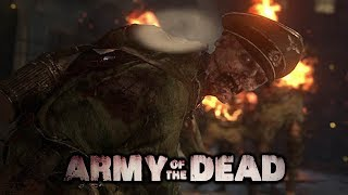 "Call of Duty ""WWII Zombies Reveal"" Trailer! Official ""Army of the Dead"" Zombies Gameplay Trailer!"