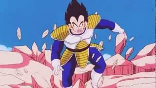 Goku vs Vegeta AMV Skillet Monster