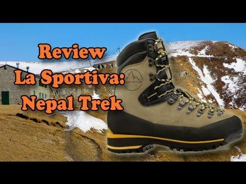 Recensione scarponi Nepal Trek – La sportiva