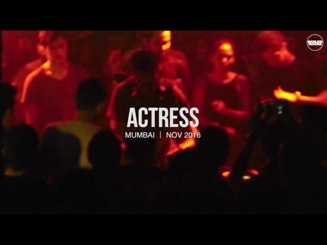 Video en directo de Actress