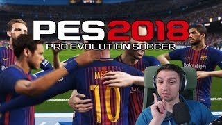 JETZT LIVE! PES 2018 Stream: http://twitch.tv/zockerdudes #PES2018 #PES2018PC