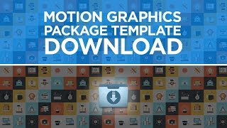 Only $12 🎉After Effects Motion Graphics Template - Broadcast Quality 💰