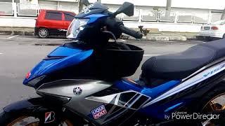 Yamaha Y15ZR Power with Seat Damper HD
