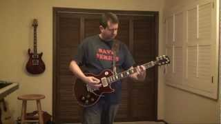 Cover of Rush - A Passage To Bangkok - on Lifeson Les Paul Axcess - in HD