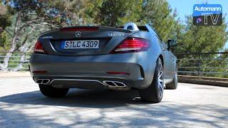 2017 Mercedes-AMG SLC 43 (367hp) - DRIVE & SOUND (60FPS)